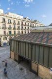 Старый городок, Барселона стоковое фото rf