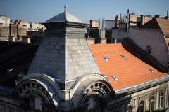 Старый городок Будапешт Венгрия Стоковое фото RF