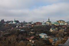 Старый городок Владимир Стоковые Изображения