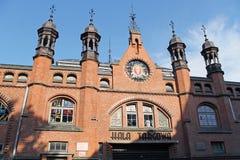 Старый городок Гданьска Стоковые Фото