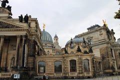 Старый городок Дрездена Стоковые Фотографии RF