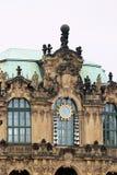 Старый городок Дрездена Стоковые Изображения RF