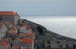 Старый городок Дубровник Хорватия Стоковая Фотография RF
