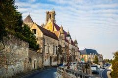 Старый городок Лан Стоковая Фотография RF