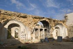 Старый городок, Хеврон, Палестина стоковое фото