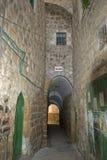 Старый городок, Хеврон, Палестина стоковая фотография