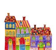 Старый городок Стоковое Изображение
