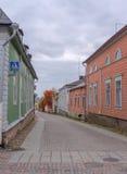 старый городок Стоковая Фотография