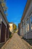 старый городок Стоковое фото RF