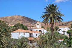 Старый городок Betancuria Стоковая Фотография RF