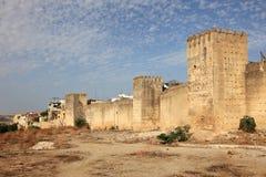 Старый городок Fes, Марокко Стоковое Изображение RF