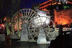Старый городок Lijiiang Стоковая Фотография RF