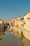 Старый городок Orihuela Стоковое фото RF