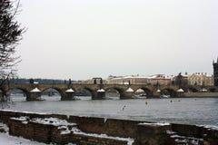 старый городок prague Стоковая Фотография