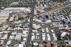 Старый городок Scottsdale Стоковые Изображения