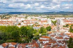 Старый городок Tomar Португалия Стоковое Изображение