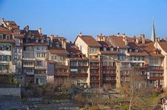 Старый город Bern Стоковые Фотографии RF