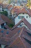 Старый город Bern Стоковая Фотография RF