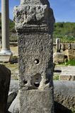 Старый город Perga, Турция Стоковое Изображение RF