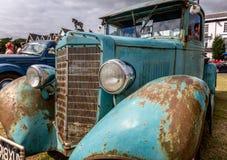 старый грузовой пикап Стоковое Изображение