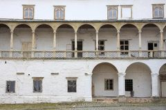 старый дворец Стоковые Изображения