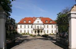 старый дворец Стоковое Изображение
