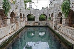 старый дворец Стоковые Фото