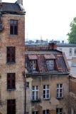 Старый двор, разделение Стоковое Фото