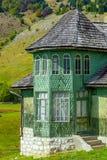 Старый деревянный дом Стоковое Изображение RF