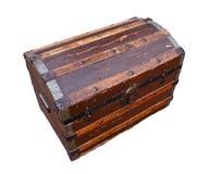 Старый деревянный комод Стоковые Изображения RF