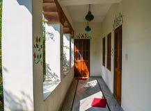 Старый дом в Джодхпуре, Индия Стоковые Фото