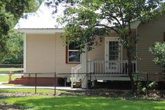 Старый дом Луизианы стоковые фотографии rf