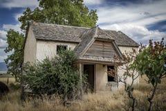 Старый дом цены Стоковое Фото