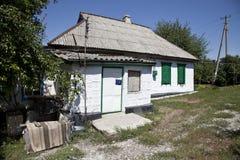 Старый дом стоковая фотография rf
