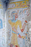 Старый египетский принц Titi Стоковое Изображение