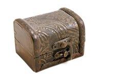 Старый деревянный комод стоковые изображения