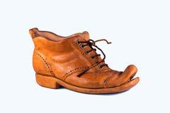 Старый держатель завода ботинка Стоковое Фото