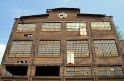 Старый завод Buidling Bethlehem Steel Стоковое Фото