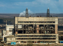 Старый завод гидрокарбоната Стоковое фото RF