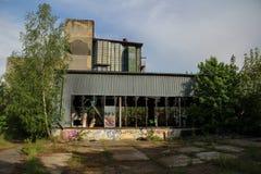 Старый завод жары Стоковое Фото