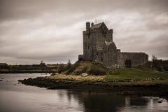 Старый замок в Ирландии! Стоковые Фотографии RF