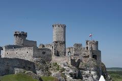 Старый замок Стоковая Фотография