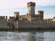 Старый замок Стоковое фото RF