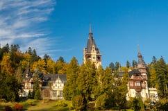 Старый замок Стоковое Фото