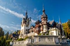 Старый замок Стоковое Изображение RF