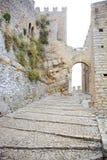 Старый замок 1 Стоковые Изображения