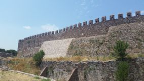Старый замок Mutilini Стоковые Фото