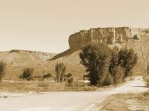 старый запад Стоковое Изображение RF