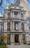 Старый здание муниципалитет - Бостон, Массачусетс, США Стоковое фото RF