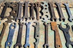 старый инструмент Стоковые Изображения RF
